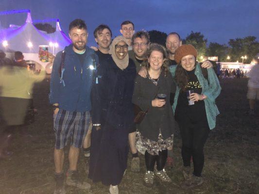 The Blue Dot Team