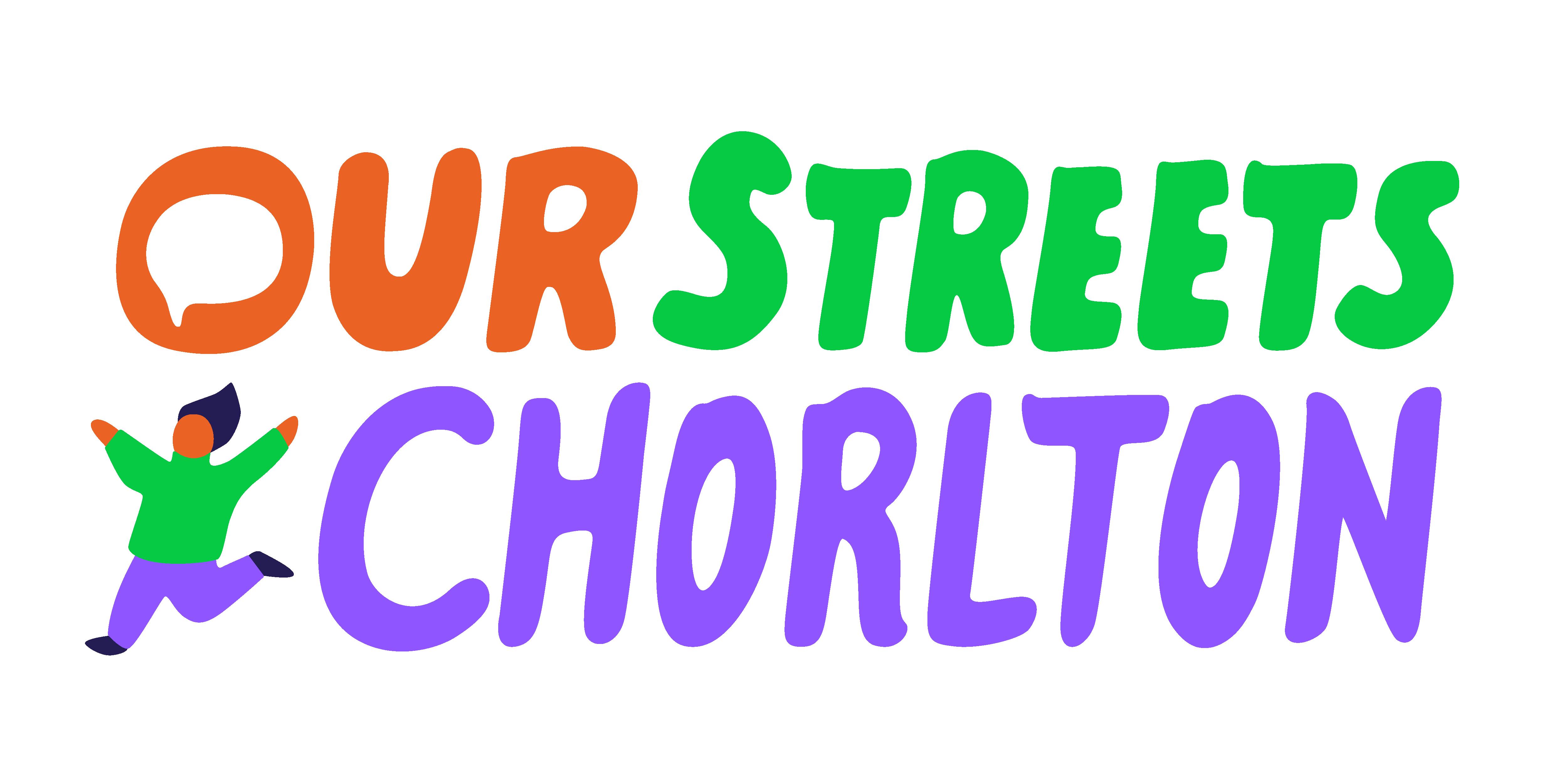 Our Streets Chorlton Logo